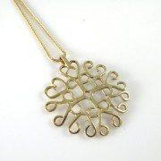 Celtic inspired pendant