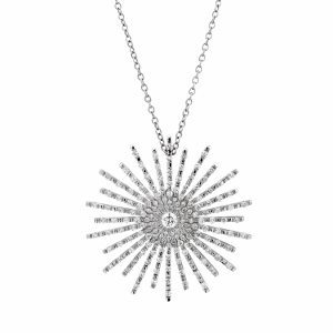 Diamonds pendant model sunshine