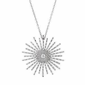 Diamonds pendant model sunshine