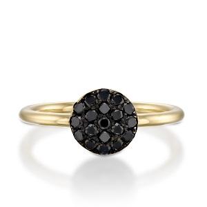 Black top berry ring