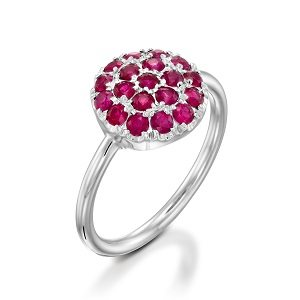 Rubie's ring model Berry