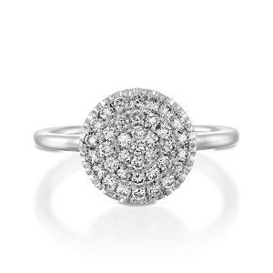 W white diamonds Berry ring