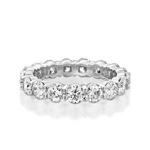 Joy diamonds eternity ring
